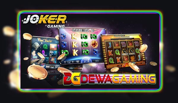 Mesin Slot Online Joker123 Game Judi Slot