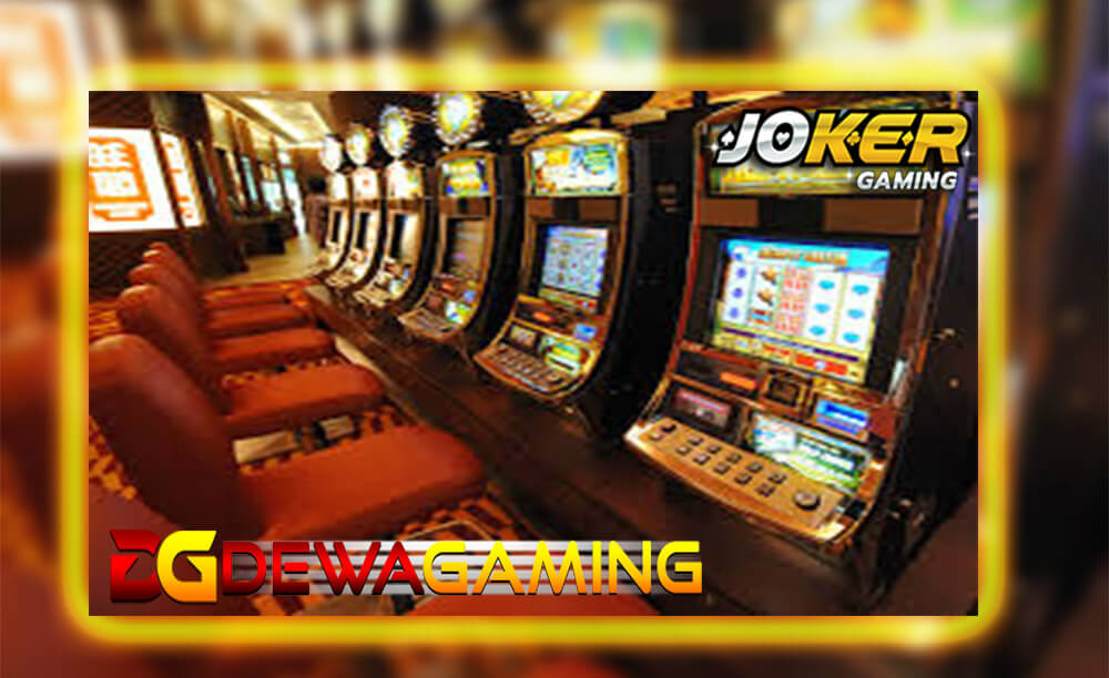 Mesin Slot Online Website Joker123 Gaming