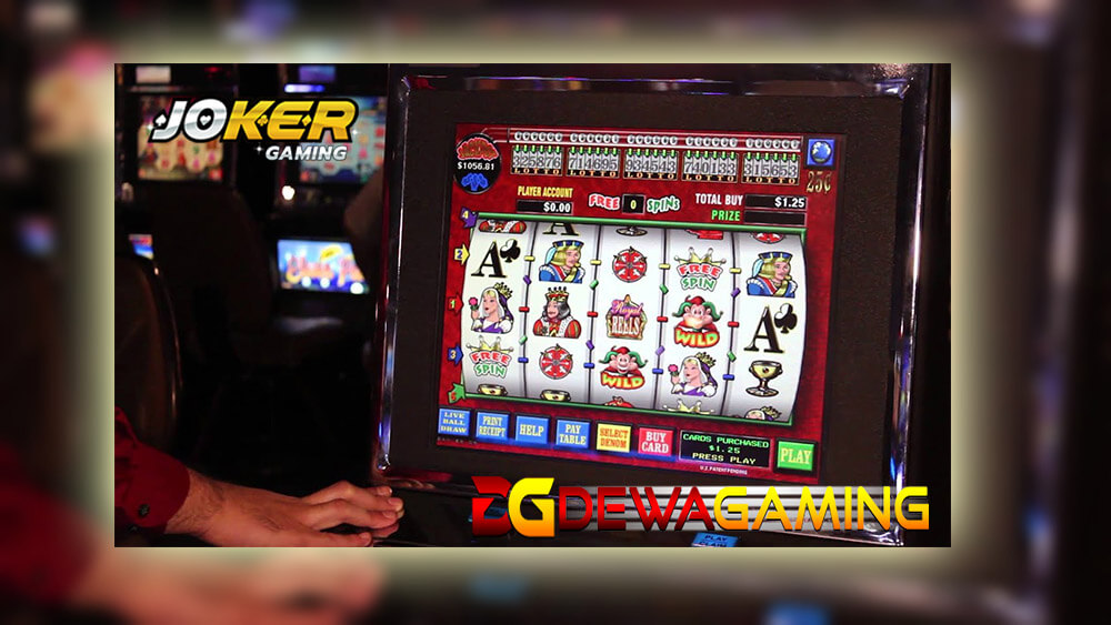Website Official Joker Gaming Situs Judi Slot Terbaru